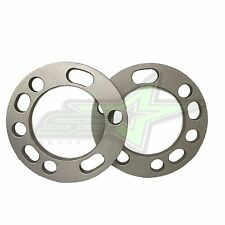 6x5.5 Chevy Wheel Spacers 1/2 Inch Thick 12MM Fits All 6 Lug Silverado 6x139.7