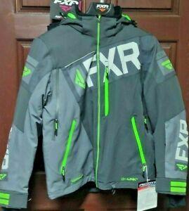 FXR Ranger Jacket 20 Size Medium Gray