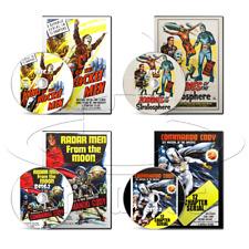 King of the Rocket Men, Zombies Stratosphere, Radar Men from Moon, Commando Cody