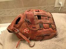"Rawlings SG 96 13.5"" Baseball Softball Glove Right Handed Throwing"