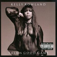 Talk A Good Game [Deluxe Edition] [Explicit] by Kelly Rowland CD Brand New USA