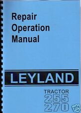 Leyland 255/270 Tractor Workshop Manual