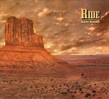 Ride [Digipak] by Marc Berger (CD, Jun-2011, CD Baby (distributor))