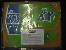 KX 125 KX125 1989 Rad & Tank Decals Graphics Stickers