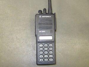 Motorola MT2000 Radio H01KDH9AA7AN