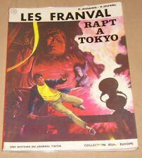 Les Franval /Alerte à Bornéo/JE-73-/1971/ BE