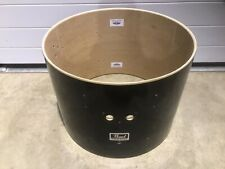 """Pearl Forum Bass Drum Shell 22"""" Bare Wood Project / Spare / Upcycle"""