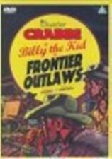 Buster Crabbe.Billy The Kid.Frontier Outlaws.DVD