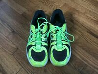 Asics Gel-Exalt 2 T4C1N Yellow/Black Running Shoes Men's Size 12