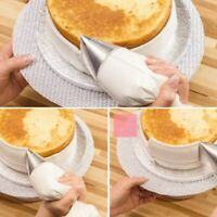 Extra Large Stainless Steel Icing Piping Nozzle Cream Cake Decor Pastry Tip SALE
