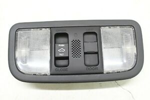 2013-2015 Honda Civic SI coupe oem front roof dome light and sun roof switch