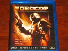 Robocop - Classic CyberPunk Sci-Fi Film on Blu-Ray (1987)