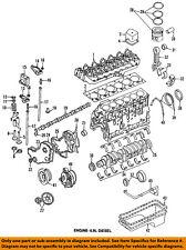 Dodge CHRYSLER OEM 94-99 Ram 2500-Engine Timing Cover 4761241AB