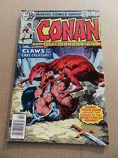 Conan The Barbarian 95 .  Marvel 1979 -   FN / VF