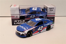 NASCAR 2018 KYLE LARSON #42 CREDIT ONE STRIPES 1/64 DIECAST CAR
