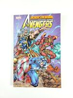 Marvel Heroes Reborn The Avengers TPB Liefield, Valentino, Yaep Thor Hulk