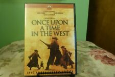 Once Upon a Time in the West (Dvd,2-Disc Set, Special Collectors Edition) Nm/ Ws