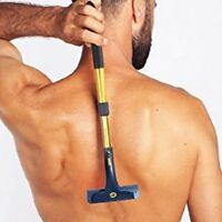 Groomarang Back & Body Hair Removal Shaver Razor Big Blade DIY