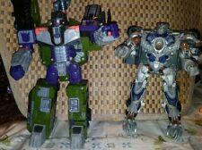 Transformers ARMADA Megatron 2002 & Galvatron Age of Extinction Transformer lot
