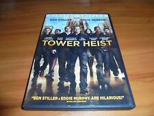 Tower Heist (DVD, Widescreen 2012)