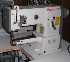 Pfaff 335 Freiarm Leder und Polstermaschine 230 V Kupplungsmotor