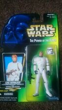 Star wars the power of the force luke skywalker in stormtrooper disguise figure