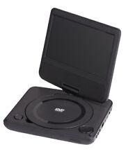 "onn. Swivel Portable Dvd Player Kit, 7"" Inch Screen"