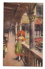 intérieur de maison alsacienne