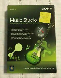 Sony ACID Music Studio 8 - Music Creation, Remixing & Sharing Made Easy