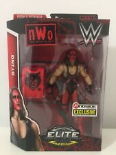 WWE Mattel Elite Ringside Exclusive Sting NWO Rare Action Figure FLASHBACK NIB