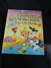 IN MY GARDEN POP UP BOOK