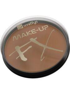 Face paint Make-up Light Brown Face Paint Smiffys Halloween