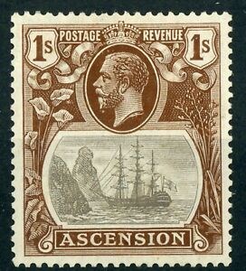 Ascension 1924-1933 SG.18 M/M