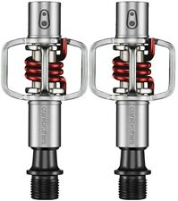 Crank Brothers Eggbeater 1 Clipless Bike Pedals Bros &Cleats Black or Red 290g