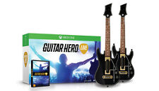 Official Guitar Hero Live Double Guitar Bundle Xbox ONE Game + Warranty!!
