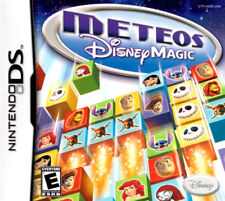 Meteos: Disney Magic (2007) Brand New Factory Sealed USA Nintendo DS NDS Game