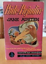 1940 Pocket Books #63 **1st/1st, VG** Pride and Prejudice, Jane Austen