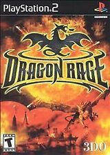 ***DRAGON RAGE PS2 PLAYSTATION 2 DISC ONLY~~~