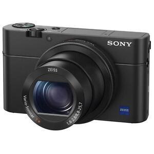 """Sony Cybershot RX100IV 20.1mp 3"""" Digital Camera New Agsbeagle"""