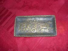 coupelle en bronze signée max le verrier kores