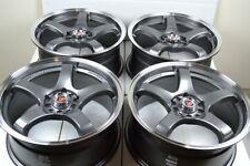 17 gray wheels rims G6 HHR Malibu Cobalt SS Dart Fusion Focus Escape 5x108 5x110