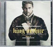 KING ARTHUR: LEGEND OF THE SWARD Daniel Pemperton OST Soundtrack CD Guy Ritchie