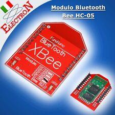 Modulo Bluetooth Bee HC-05 wireless data transmission XBee design module 3,3V