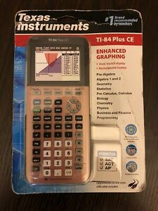 Texas Instruments TI-84 Plus CE - Rose Gold BRAND NEW AND SEALED