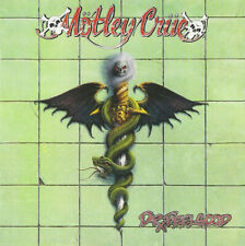 MOTLEY CRUE - DR. FEELGOOD 30th ANNIVERSARY REISSUED LP MINT/SEALED