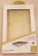 PureGear Slim Shell PRO Polycarbonate Clear/Clear for Samsung Galaxy S7 Edge