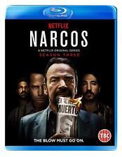 Narcos Season 3 (Blu-ray)