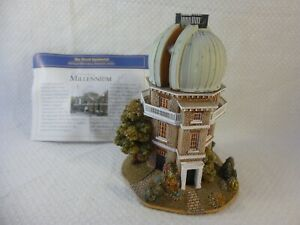 Lilliput Lane 'The Great Equatorial,Observatory,Greenwich ' L2242 1999 and Deeds