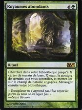 MTG Magic - Magic 2013  - Royaumes abondants -  Rare VF