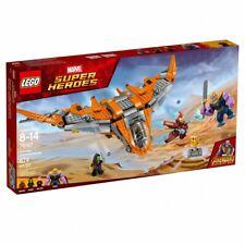 Lego Marvel Super Héros 76107 Thanos Bataille finale 18l76107